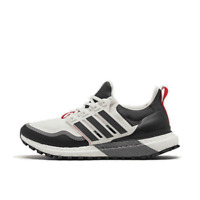 Men's adidas UltraBOOST All Terrain Running Shoes Off White/Grey Six/Shock Red E