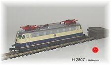 Hobbytrain 2807 locomotive électrique BR E10. 13 DB créme/bleu Ep.III # in #