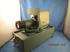 Vintage Argus 300 Slide Projector + Case 1950's works