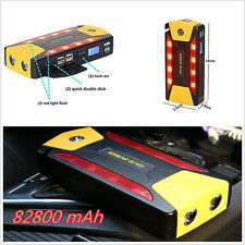 82800mAh Portable Car Jump Starter Pack Booster Battery Charger USB Power Bank