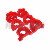 Energy Suspension 16.1105R 1992-2000 Honda Civic Poly Motor Mount Inserts Red