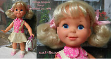 Vintage Mattel Doll Shoppin' Sheryl doll with clothes EVC