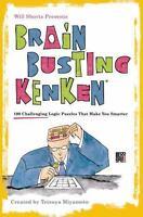 Will Shortz Presents Brain-Busting Kenken: 100 Challenging Logic Puzzles That...