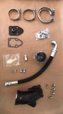 6.5L Turbo Diesel HX35, HX40II Downpipe Kit