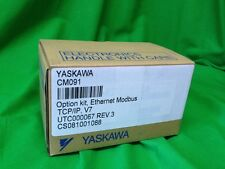 Yaskawa Electric Cm091 Ethernet Modbus Option Kit Cm091