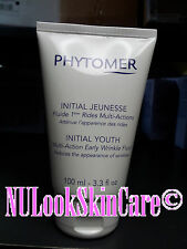 PHYTOMER Initial Youth Multi-Action Early Wrinkle Fluid Prof Size 3.3 oz 100ml