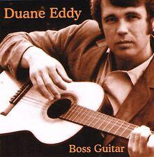 (CD) Duane Eddy - Boss Guitar - Rebel Rouser, Deep In The Heart Of Texas, u.a.