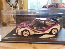 FORD FOCUS RS07 WRC CATALUNYA COSTA DAURADA 2008  EN BOITE