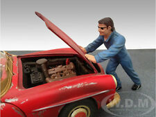 MECHANIC KEN FIGURE FOR 1:18 SCALE DIECAST MODELS BY AMERICAN DIORAMA 23790