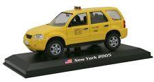 Ford Escape Hybrid - New York Taxi - USA 2005 - 1/43 (No9)
