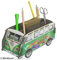 VW Bus T1 - Stiftbox / Ordnungsbox - Hippie-Bus - NEU