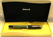 Pelikan Souveran R600 Roller Ball Green and Black New in Box Product