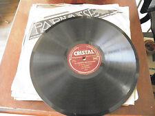 Gerbel : la voix des chênes / la chanson des peupliers - disque cristal n° 5159
