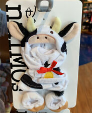 nuimos plush costume limited edition Ox new year Shanghai disney store