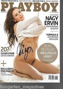 Playboy Hungary / Ungarn 2017/03 - Noelle Mondoloni Szabo Kinga Ramona Bernhard