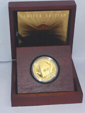 Doctor  Who 50th Anniversary 2013 1oz 99.99% Gold Proof Coin  (MINTAGE 250) RARE