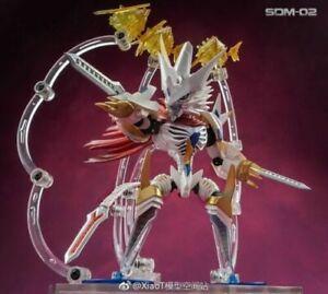 Digimon Tamers Jesmon X Antibody Evolution Deformed Action Figure