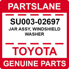 SU003-02697 Toyota OEM Genuine JAR ASSY, WINDSHIELD WASHER