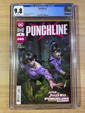 Punchline #1 (2021 DC) 1st Print CGC 9.8
