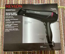 Revlon Essentials Quick Dry Hair Dryer 2100 Watts Fast Drying Ultra Lightweight