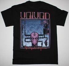 New! VOIVOD NOTHINGFACE'89 PROGGRESIVE T Shirt Black Men Size S-234XL DB087
