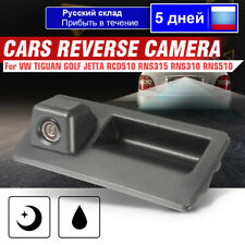 Rear View Reversing Camera Kit for VW GOLF JETTA TIGUAN RCD510 RNS315 5N0827566