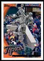 2010 Topps Detroit Tigers #408 (59471)