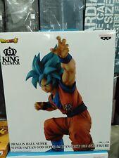 Banpresto DRAGON BALL KING CLUSTAR SUPER SAIYAN GOD SUPER GOKU BIG SIZE Figure