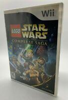 Lego Star Wars: The Complete Saga (2007) - Nintendo Wii - Complete