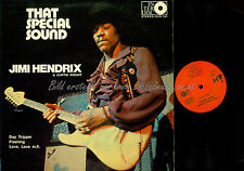 LP--JIMI HENDRIX& CURTIS KNIGHT  THAT SPECIAL SOUND // ILPS 181