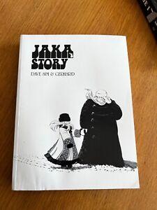 AADVARK VANAHIEM Dave Sim Gerhard CEREBUS Volume 5 JAKA'S STORY Trade Paperback