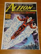 ACTION COMICS #619 DC NEAR MINT CONDITION SUPERMAN SEPTEMBER 1988