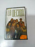 La Decada Prodigiosa Exitos - Cinta Cassette Nueva