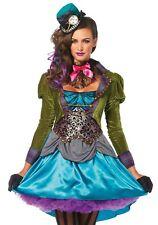 Sale Leg Avenue 85505 Hutmacher XS Deluxe Mad Hatter Kostüm Fasching Karneval