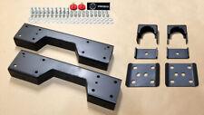 [SR] C-Notch Rear &Lowering Drop Flip Kit 88-98 Chevy Silverado C1500 GMC Sierra