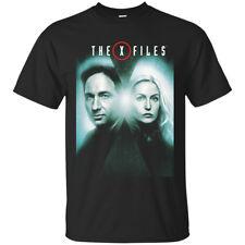 The X-Files TV series Black Men's T-Shirt
