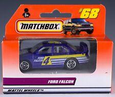 Matchbox Ford Falcon Metallic Purple #68 International Issue 1998 New In Box