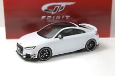 1:18 GT Spirit ABT Audi TT RS-R Coupe white NEW bei PREMIUM-MODELCARS