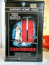 L'ASCENSORE ( DICK MAAS - 1983 )# VHS - EX NOLO #