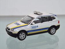 """Herpa 093330 - 1:87 - BMW X3 """"THW Hattingen"""" - neuf emballage d'origine"""