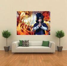 Naruto Anime Manga Nuevo Poster Gigante De Pared Art Print imagen G880