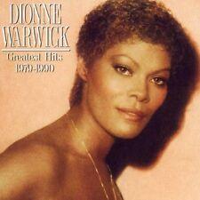 CD Album Dionne Warwick Greatest Hits 1979-1990 (Heartbreaker, Deja Vu) 90`s