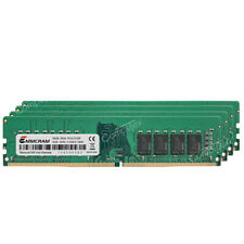 64GB 4X16GB PC4-17000 DDR4-2133Mhz 288Pin CL15 DIMM Desktop Unbuffered Memory