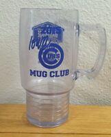 IOWA CUBS Chicago Cubs Minor League AAA Baseball 2015 Mug Club Plastic Beer Mug