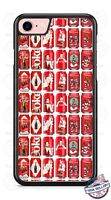 Coca Cola Can Collage Design Phone Case fits iPhone Samsung Google LG etc.