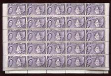 Elizabeth II (1952-Now) Sheet Montserratian Stamps