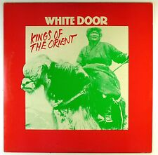"""12"""" LP-White Door-Kings of the Orient-a3838-Slavati & cleaned"""