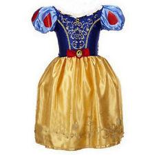 Princess Elsa Dress Fancy Costume Anna Girls Party Kids Cosplay Frozen Christmas
