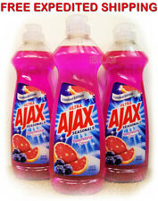 Ajax Ultra Dish Washing Liquid Detergent Sparkling Citrus Soap 14oz Kitchen Sale
