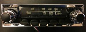 Radiomobile HMV 500T 400T New Dial Glass Classic Vintage Car Radio